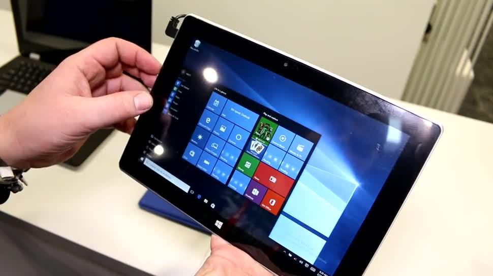 Microsoft, Windows 10, Windows, Tablet, Surface, Microsoft Surface, Mwc, Surface Tablet, Archos, Cesium, Archos 101, Archos Cesium