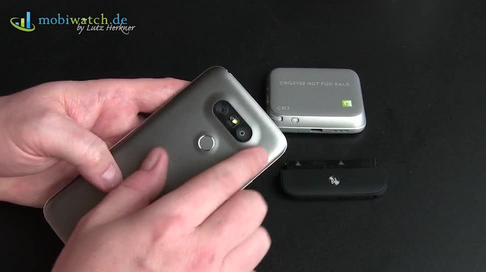 Smartphone, LG, Kamera, Mwc, Lutz Herkner, Fotografie, Mwc 2016, G5