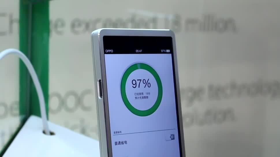 Smartphone, Akku, Mwc, Oppo, Mwc 2016, Super VOOC