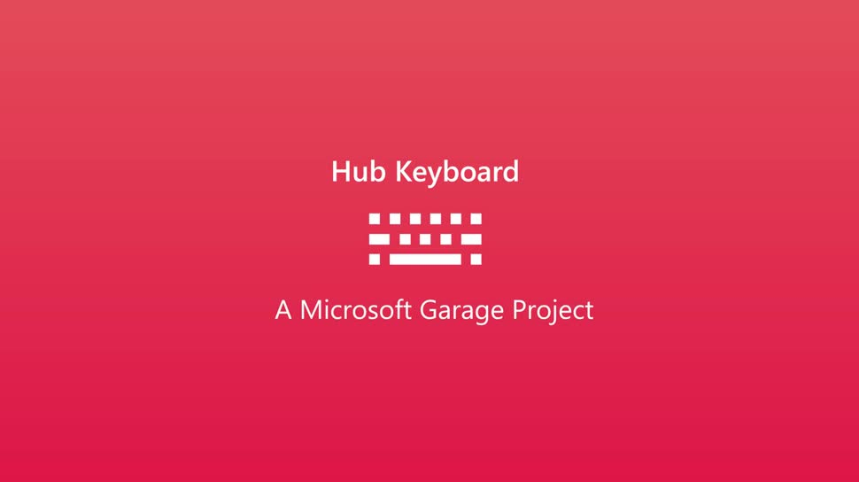 Microsoft, Android, Keyboard, Garage, Hub Keyboard
