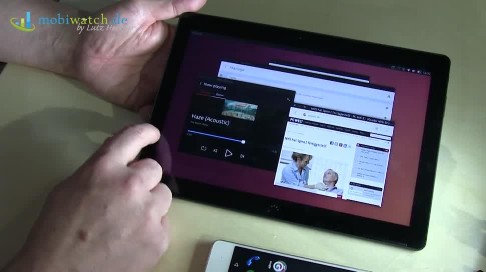 Tablet, Linux, Mwc, Ubuntu, Mwc 2016, bq
