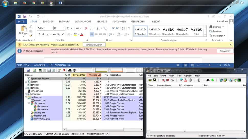 Windows, Malware, Trojaner, SemperVideo, Analyse