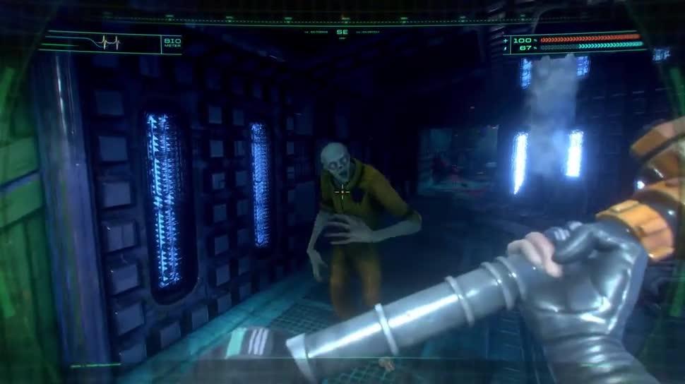 Trailer, Shooter, Rollenspiel, System Shock, System Shock Remastered, Night Dive Studios