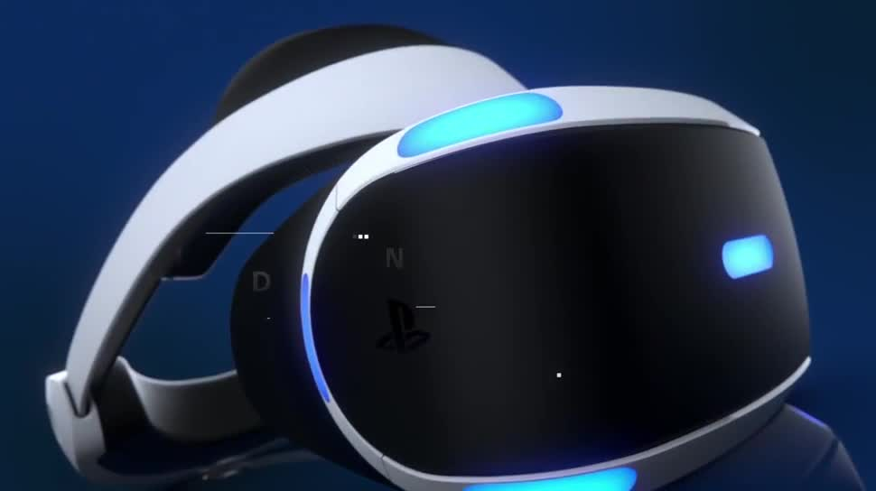 Sony, PlayStation 4, Playstation, PS4, Sony PlayStation 4, Virtual Reality, Sony PS4, VR-Brille, GDC, PlayStation VR, Game Developers Conference, GDC 2016