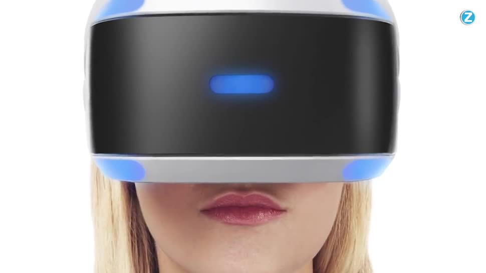 Sony, PlayStation 4, Playstation, PS4, Sony PlayStation 4, Zoomin, Virtual Reality, Sony PS4, VR-Brille, PlayStation VR