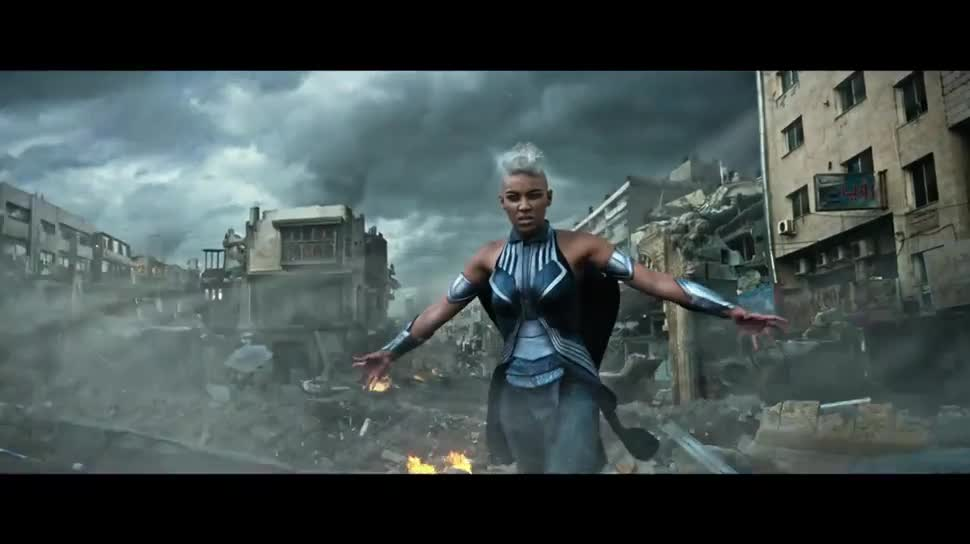 Trailer, Kinofilm, Marvel, 20th Century Fox, X-Men, Apocalypse, X-Men: Apocalypse