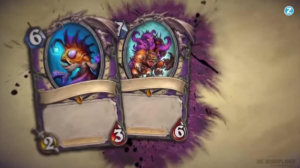 Blizzard, Free-to-Play, Dlc, Kartenspiel, HearthStone, Das Flüstern der alten Götter