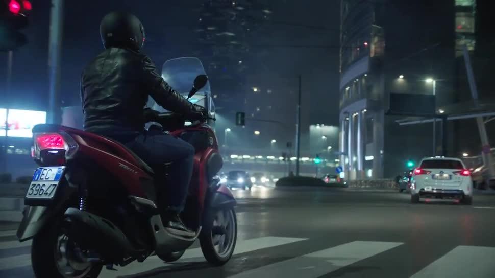 Samsung, Prototyp, Motorrad, Samsung Smart Windshield, Smart Windshield, Windschutzscheibe