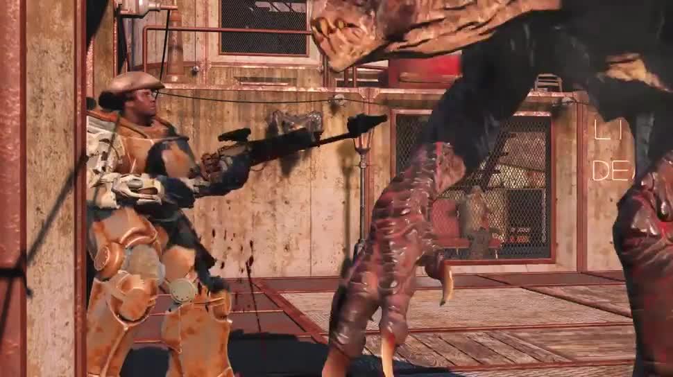 Trailer, Rollenspiel, Dlc, Bethesda, Fallout, Fallout 4, Wasteland Workshop