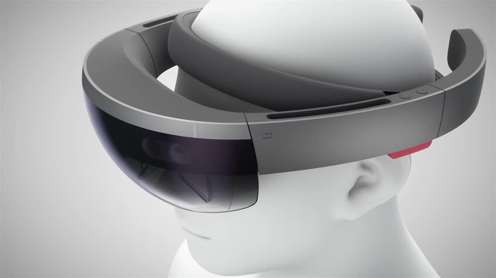 Microsoft, Augmented Reality, Augmented-Reality, HoloLens, Microsoft HoloLens, Unboxing, HoloLens Development Kit