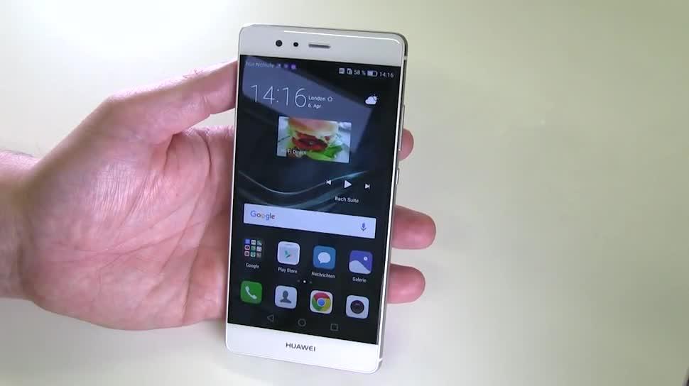 Smartphone, Android, Huawei, Lutz Herkner, IPS, Huawei P9, Leica, P9, EMUI