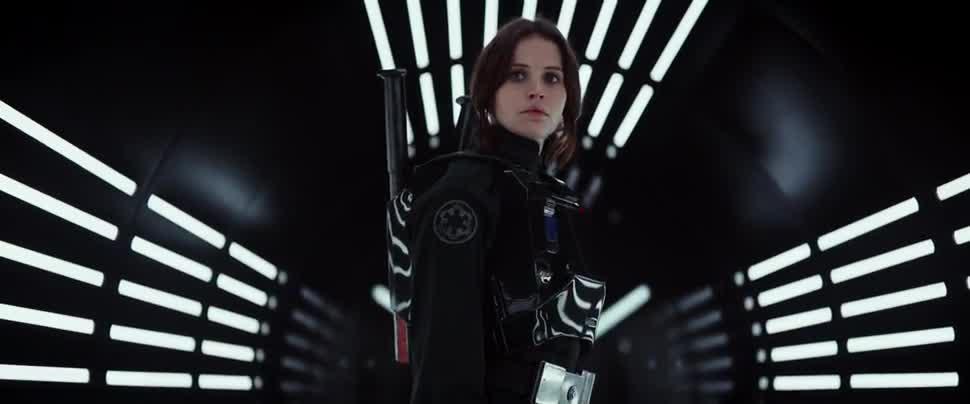 Trailer, Star Wars, Kinofilm, Disney, Rogue One, A Star Wars Story, Rogue One: A Star Wars Story, Krieg der Sterne