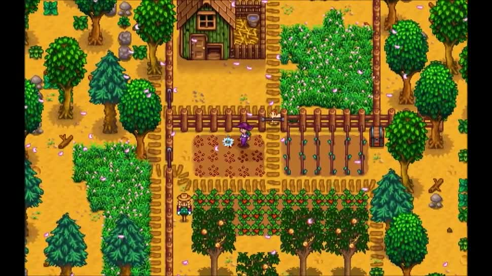 Trailer, Simulation, Stardew Valley, ConcernedApe