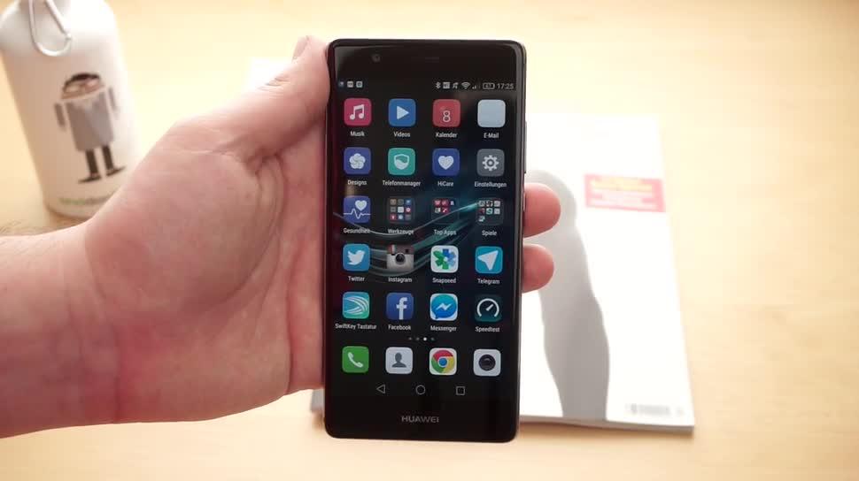 Smartphone, Android, Huawei, Hands-On, Daniil Matzkuhn, tblt, Leica, Huawei P9, P9