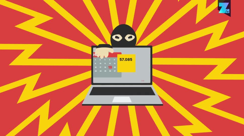 Hacker, Zoomin, Cybercrime, Cyber-Kriminalität, Cyber-Angriffe