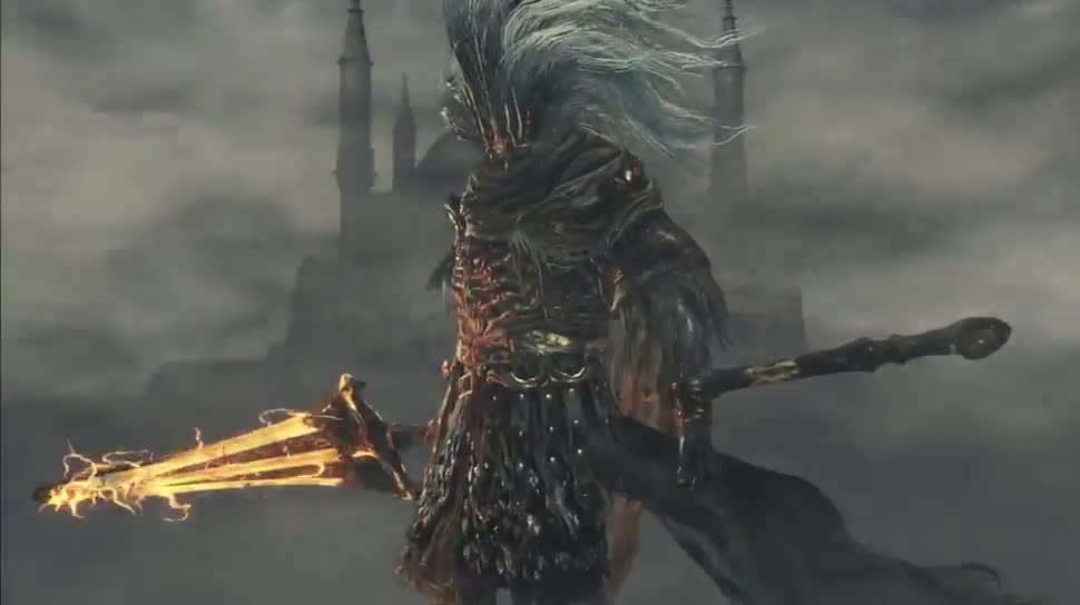 Trailer, Rollenspiel, Namco Bandai, Dark Souls, From Software, Dark Souls 3, Dark Souls III