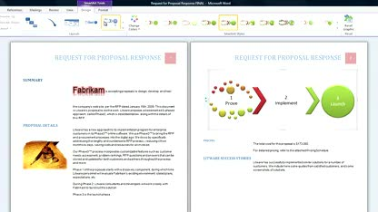 Microsoft, Word, Office 2010