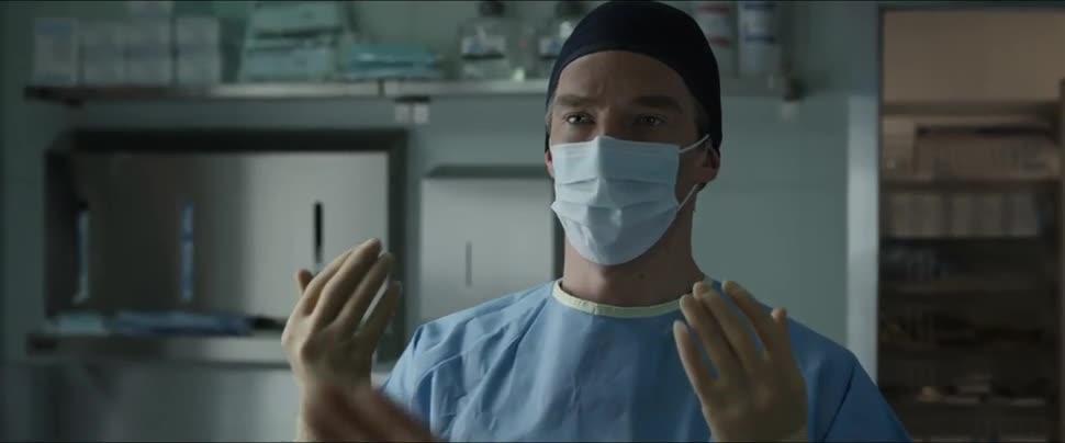 Trailer, Kinofilm, Teaser, Marvel, Disney, Benedict Cumberbatch, Cory Doctorow