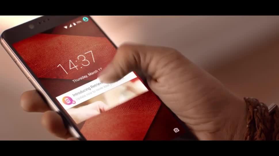 Smartphone, Android 6.0, Marshmallow, Creo Mark 1, Creo, FuelOS