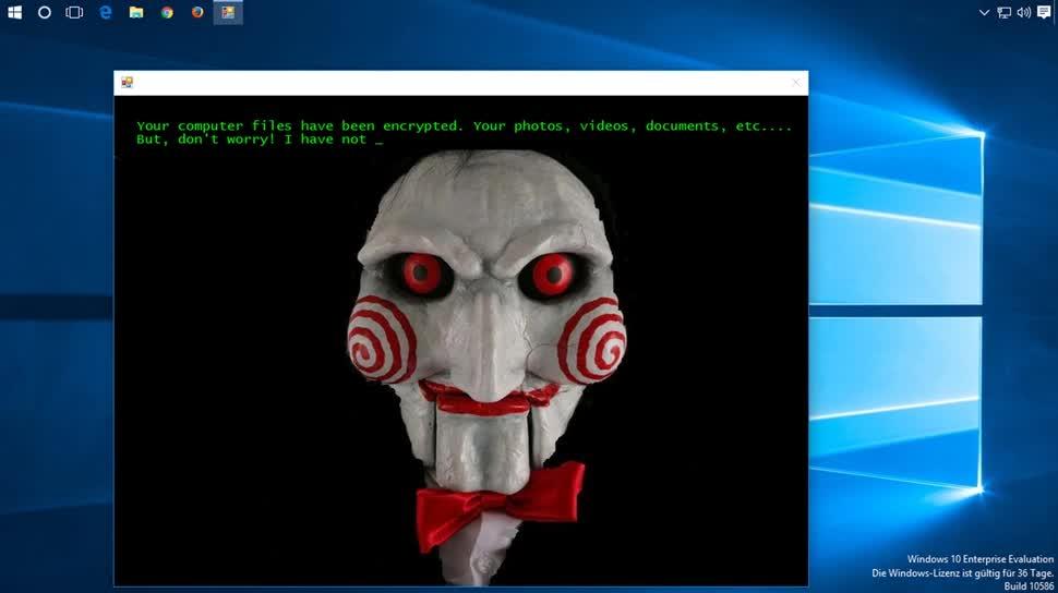 Trojaner, Verschlüsselung, SemperVideo, Ransomware, Schädling, Jigsaw