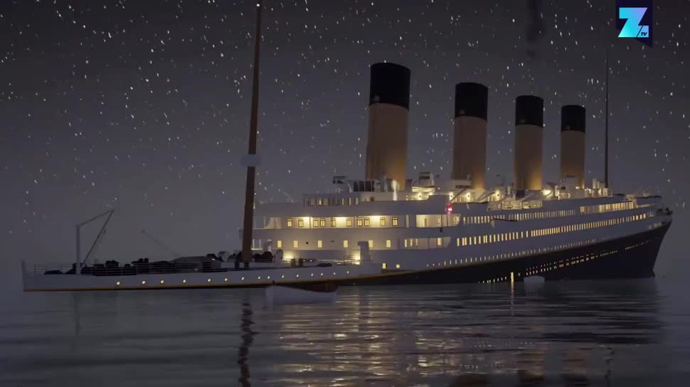 Trailer, Zoomin, Adventure, Titanic, Honor and Glory