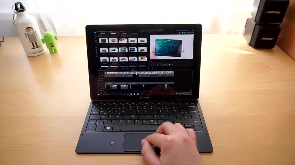 Tablet, Samsung, Test, 2-in-1, Daniil Matzkuhn, 2-in-1-Tablet, Samsung Galaxy TabPro S, Galaxy TabPro S, Samsung Flow