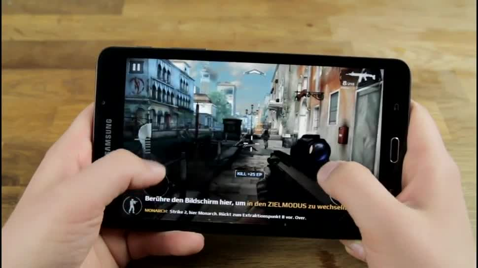 Android, Tablet, Samsung, Andrzej Tokarski, Galaxy Tab A 7.0