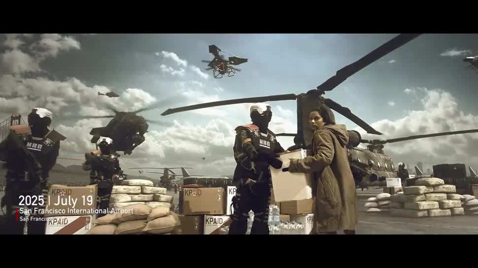 Trailer, Ego-Shooter, Deep Silver, Homefront, Homefront: The Revolution