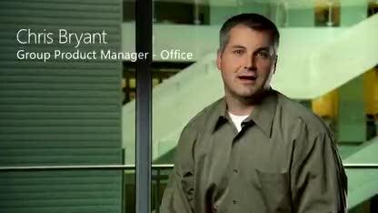 Microsoft, Office 2010, Intro