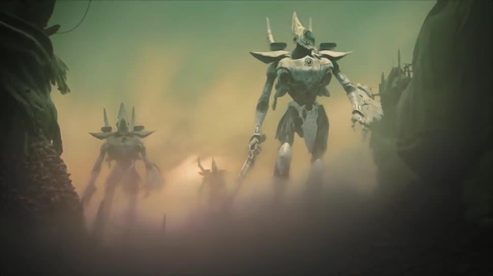 Trailer, Strategiespiel, Warhammer 40k, Warhammer, Games Workshop, Dawn of War III, Dawn of War 3, Dawn of War