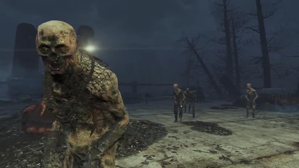 Trailer, Rollenspiel, Dlc, Bethesda, Fallout, Fallout 4, Far Harbor