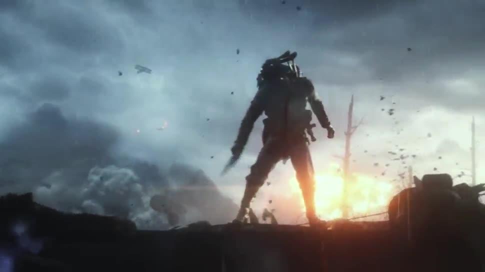 Trailer, Electronic Arts, Ego-Shooter, Ea, Battlefield, Dice, Battlefield 5, Battlefield 1
