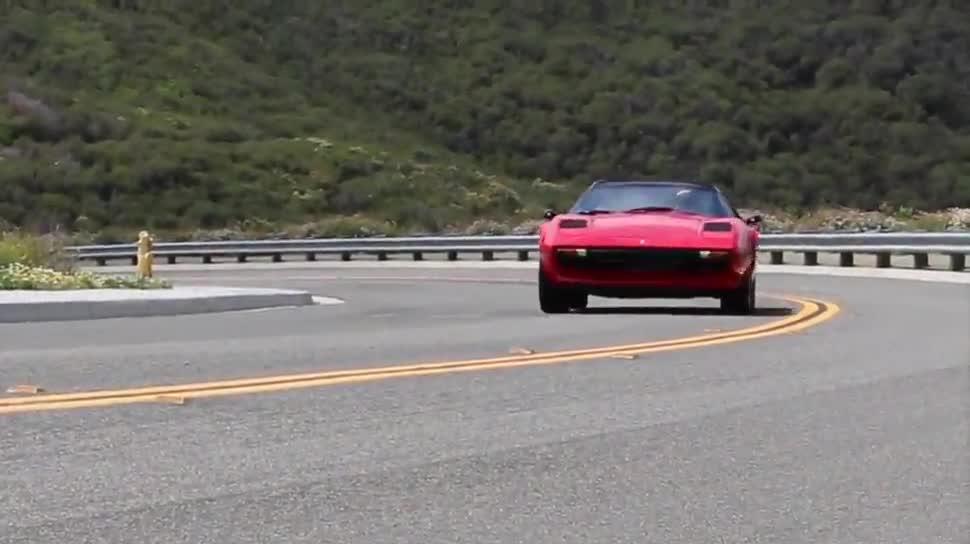 Auto, Elektroauto, Umbau, Sportwagen, Ferrari