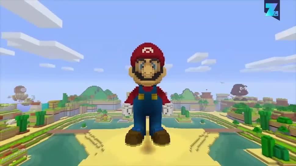 Nintendo, Minecraft, mojang