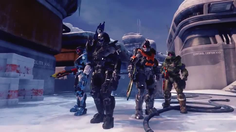 Microsoft, Trailer, Xbox, Xbox One, actionspiel, Microsoft Xbox One, Halo 5, Halo 5: Guardians, Memories of Reach