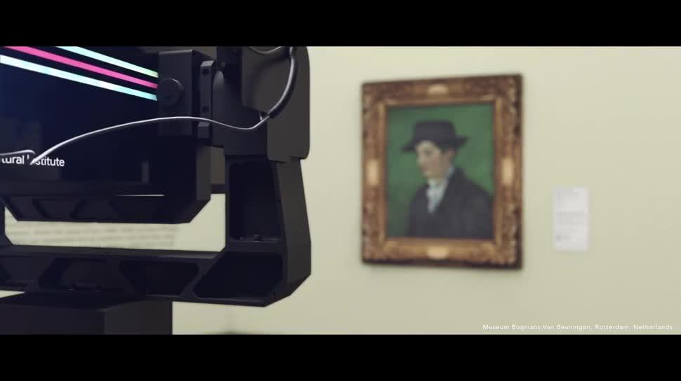 Google, Digitalisierung, Kunst, Gemälde, Art Camera