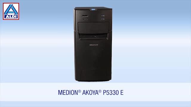 Windows 10, Pc, Medion, Aldi, Akoya P5330