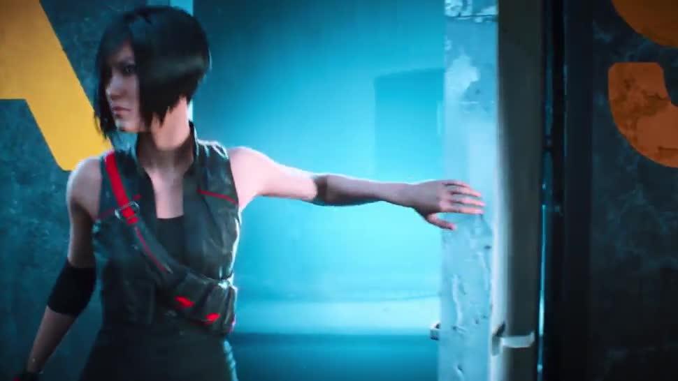 Trailer, Electronic Arts, Ea, Dice, Mirror's Edge, Mirror's Edge Catalyst
