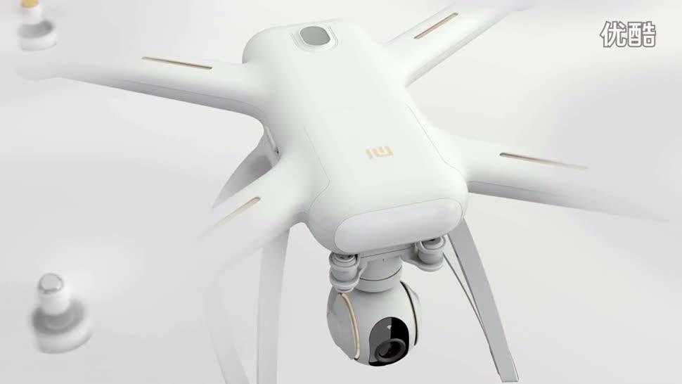 China, Xiaomi, 4K, Drohne, Mi, Parrot, Quadrocopter, Drone, Full-HD, DJI Phantom