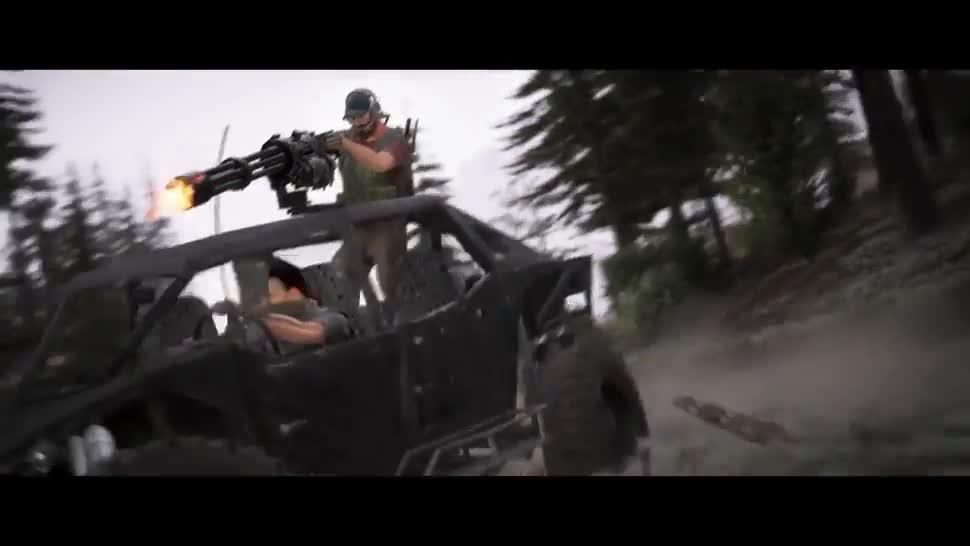 Trailer, Ubisoft, actionspiel, Tom Clancy, Ghost Recon, Wildlands, Ghost Recon Wildlands