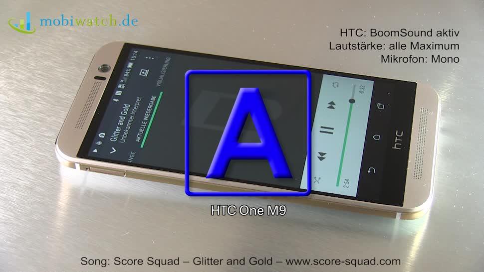 Smartphone, Sony, Lutz Herkner, HTC One M9, Xperia X, Soundcheck