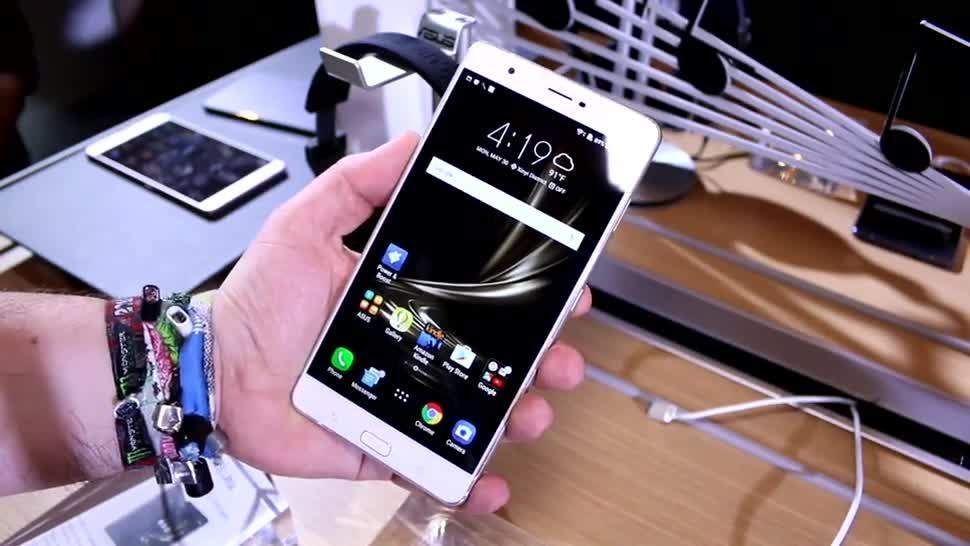 Smartphone, Android, Asus, Computex, Computex 2016, Zenfone 3 Ultra
