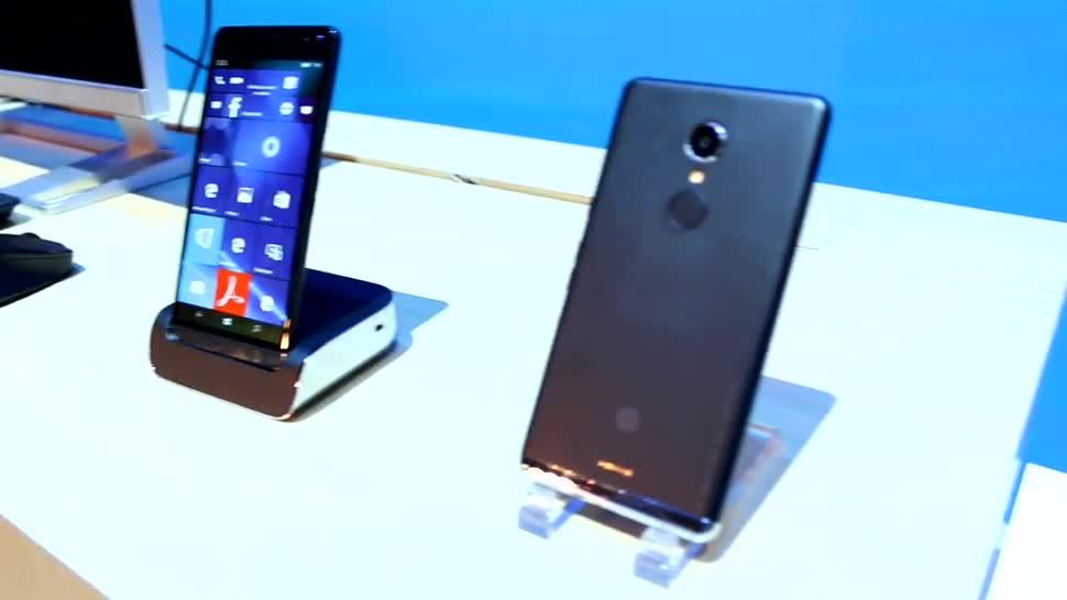 Smartphone, Windows 10 Mobile, Hp, Computex, Computex 2016, HP Elite x3