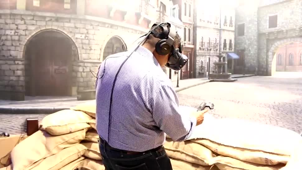 Spiele, Htc, Virtual Reality, Computex, VR-Brille, VR-Headset, HTC Vive