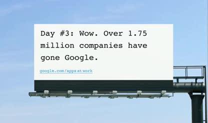 Microsoft, Office, Werbespot, Google Docs, Google Apps