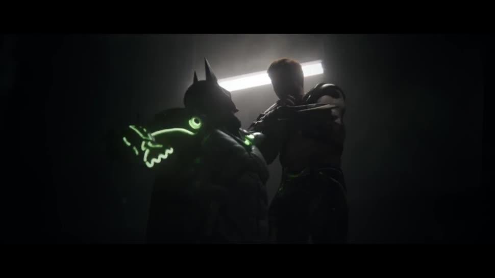 Trailer, Warner Bros., Prügelspiel, DC Comics, NetherRealm, Injustice, Injustice 2
