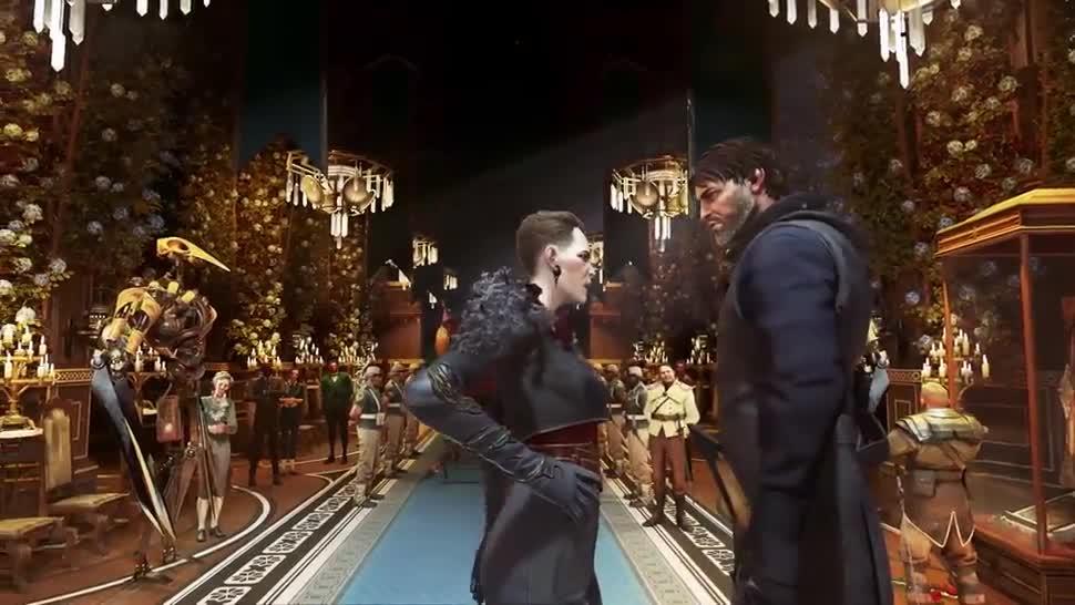 Trailer, E3, Bethesda, E3 2016, Dishonored, Dishonored 2, Das Vermächtnis der Maske