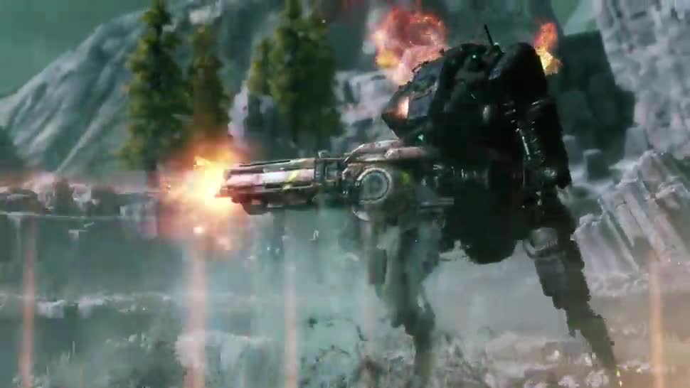 Trailer, Electronic Arts, Ego-Shooter, Ea, E3, E3 2016, Titanfall, Respawn Entertainment, Titanfall 2