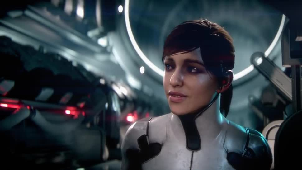 Trailer, Electronic Arts, Ea, E3, BioWare, E3 2016, Mass Effect, MASS EFFECT 3, Mass Effect Andromeda