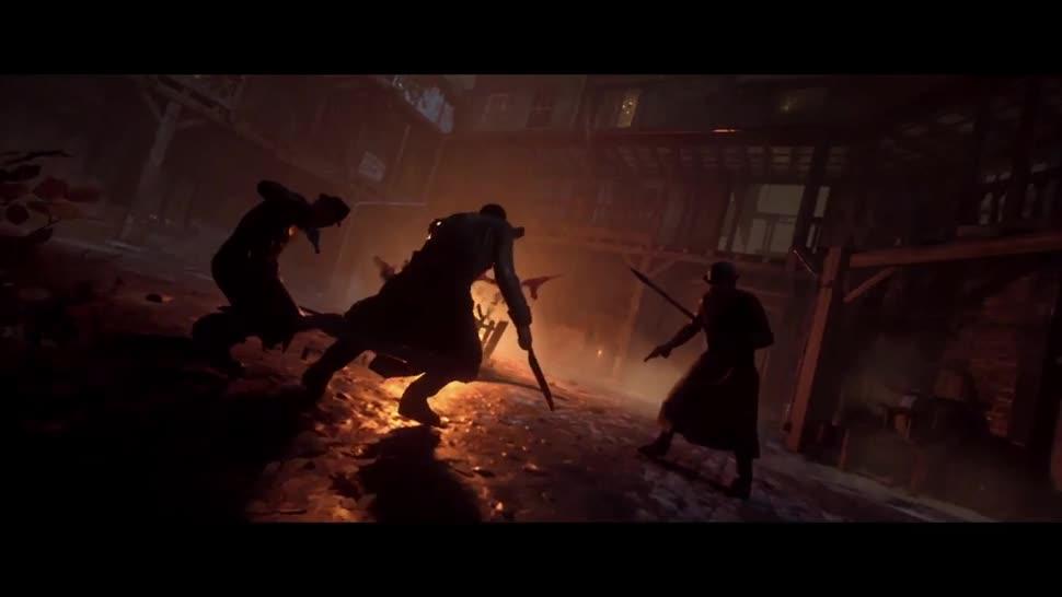 Trailer, E3, Rollenspiel, E3 2016, Focus Interactive, Dontnod, Vampyr